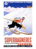 Luchon Superbagneres  Snow Ski