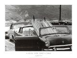 A Ride for Two, 1960 Reproduction d'art par Leigh Wiener
