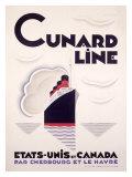 Cunard Line  US to Canada
