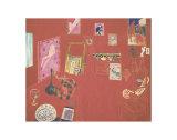 The Red Studio, 1911 Reproduction d'art par Henri Matisse