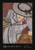 Houndstooth and Tweed I