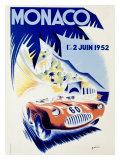 Monaco Grand Prix  c1952