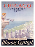 Chicago Illinois Central Tour