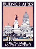 Royal Mail Line  Buenos Aires