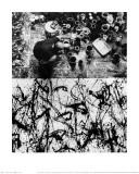 Jackson Pollock Painting No 32  Springs  Long Island  New York  c1950