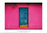 Fachada Rosa  Teopisca  Mexico