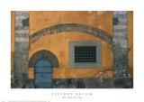 Yellow Wall  Pisa  Italy