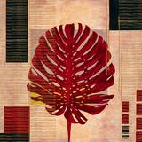 Plantation I Reproduction d'art par Linda Wood