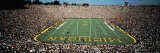 University of Michigan Stadium  Ann Arbor  Michigan  USA