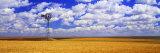 Windmill Wheat Field  Othello  Washington State  USA