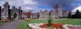 Ashford Castle, Ireland Papier Photo