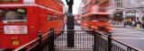Buses Art Oxford Circus  London  England  United Kingdom