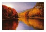 Autumn Afternoon Stillness