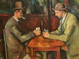The Card Players  1893-96