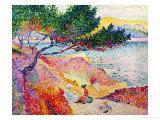 La Plage de Saint-Clair  1906-07