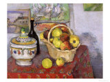 Still Life with Tureen  circa 1877