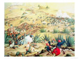 The Battle of Puebla  5 May 1862