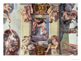 Sistine Chapel Ceiling : the Creation of Eve  1510