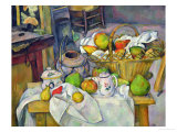Still Life with Basket  1888-90