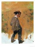 Henri de Toulouse-Lautrec Aged 19  1883