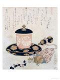 A Pot of Tea and Keys  1822