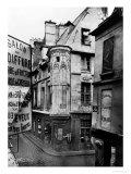Rue Vieille-Du-Temple  Paris  1858-78