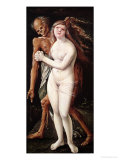 Young Woman and Death  1517