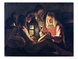 St Sebastian Tended by St Irene and the Holy Women