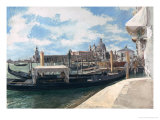The Grand Canal  Venice  1888