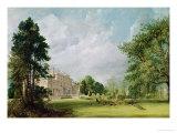 Malvern Hall  Warwickshire  1821