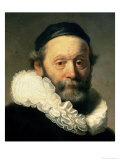 Portrait of Johannes Uyttenbogaert