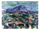 Montagne Sainte-Victoire  1904-06