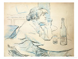 Woman Drinker  or the Hangover  1889