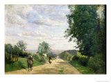 The Road to Sevres  1858-59