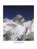 Aim High - Mt Everest