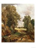The Cornfield  1826