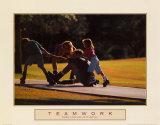 Teamwork: Family of Skaters