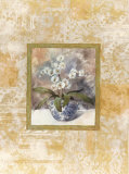 Romantic Still Life with Orchid I