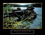 Patience  Soldier