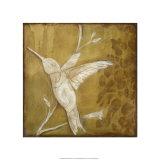 Wings & Damask II
