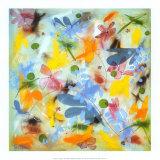I Flit Through Life Reproduction d'art par Lynne Taetzsch