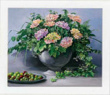 Flowers and Apples I