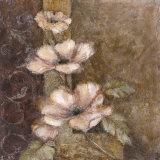 Tapestry Poppy I