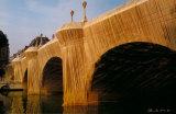 Pont Neuf Wrapped VIII  c1985