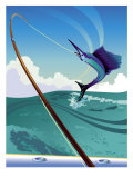 Marlin Hook on a Line  Grouped Elements