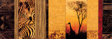 African Plains Reproduction d'art par Chris Donovan