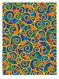 Texture  Swirls
