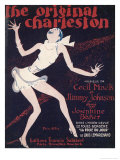 The Original Charleston  as Danced by Josephine Baker at the Folies-Bergere Paris