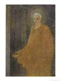 Buddha (Siddhartha) as a Mendicant Priest