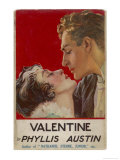 """Valentine"" (Phyllis Austin) They Kiss"